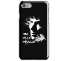 Sherlock - One More Miracle iPhone Case/Skin