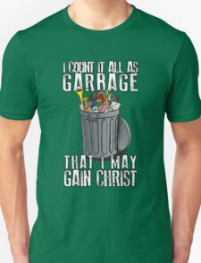 Count It All Garbage T-Shirt