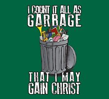 Count It All Garbage Unisex T-Shirt