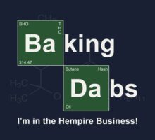 Baking Dabs T-Shirt