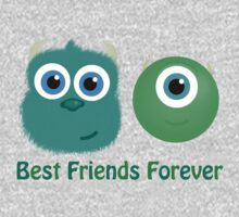 Best Friends, Mike and Sully Kids Clothes