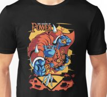 The Legend Of Power Unisex T-Shirt