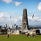 Kings Park Memorial - Perth by Mark Ingram