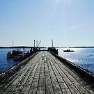 Jordan pier by lumiwa