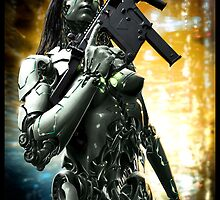 Cyberpunk Photography 046 by Ian Sokoliwski