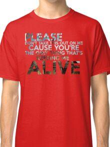 Bulls in the Bronx - Pierce the Veil Classic T-Shirt