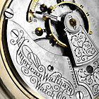 American Waltham Pocket Watch by Jim  Hughes