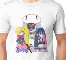 PSG/Hyperdimension Neptunia Crossover Unisex T-Shirt