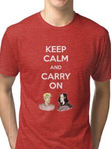 Carry On, Simon Tri-blend T-Shirt