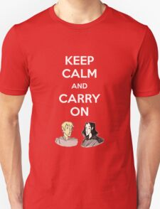 Carry On, Simon Unisex T-Shirt