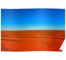 The Simpson Desert Poster