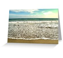 SEADUCTION Greeting Card