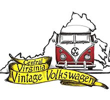 C3V Central Virginia Vintage Volkswagen by bulldawgdude