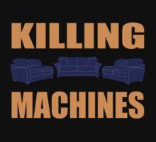 Killing Machines by welikestuff