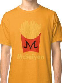 Super McSaiyan Classic T-Shirt