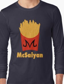 Super McSaiyan Long Sleeve T-Shirt