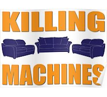 Killing Machines Poster