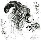 Faun by Aortic-Inkwell