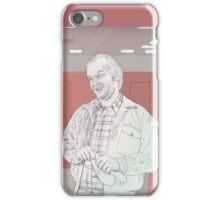 D Grady J Torrance iPhone Case/Skin