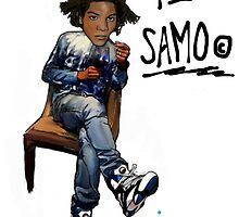 SAMO-Jean-Michel Basquiat by TheProducerBDB