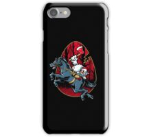 The Eggless Horseman iPhone Case/Skin