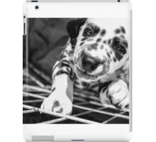Rescue Puppy iPad Case/Skin