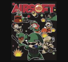 Airsoft babies by spikeani