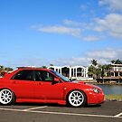 Wrx vs Mooloolaba by MrFocus