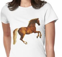 George Stubbs Whistlejacket - 1762 Womens Fitted T-Shirt