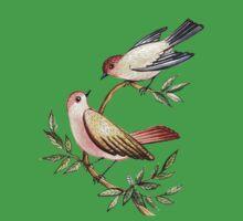 Bird lovers Kids Clothes