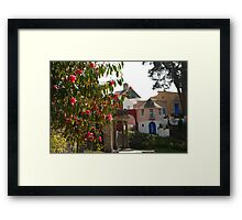 Portmeirion Framed Print