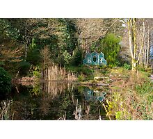 Portmeirion Gardens Photographic Print