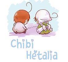 Chibi's Hetalia by Makiechan