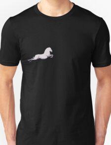 Lipanzanna Stallion in Capriole (small left) T-Shirt
