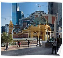 Federation Square  Poster