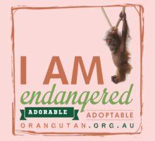 I am Endangered Kids Clothes