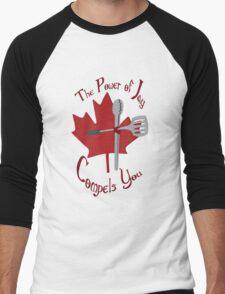 The Power of Jay Men's Baseball ¾ T-Shirt