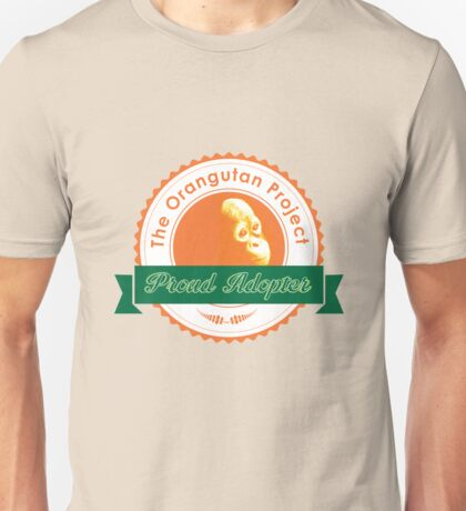 Proud Adopter Unisex T-Shirt