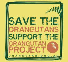 Save the Orangutans Kids Clothes