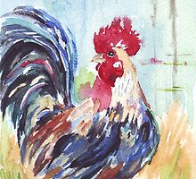Why did the chicken cross the road? 2 by Maree Clarkson