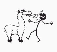 Spitting Llama Attack by Style-O-Mat