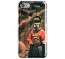 Terra Cotta warrior 2 iPhone Case/Skin