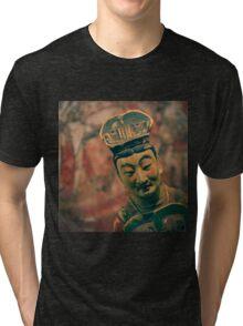 Terra Cotta warrior 1 Tri-blend T-Shirt