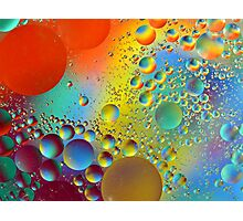 Planets and Stars Photographic Print