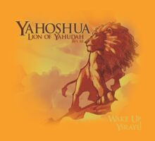Lion of Yahudah by endii1982