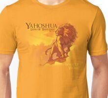 Lion of Yahudah Unisex T-Shirt