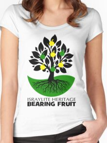 Bearing Fruit Women's Fitted Scoop T-Shirt