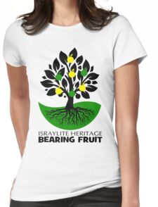 Bearing Fruit Womens Fitted T-Shirt
