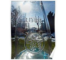 1 Liter Poster
