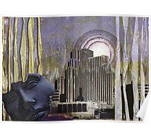 Through Ragged Curtains Poster